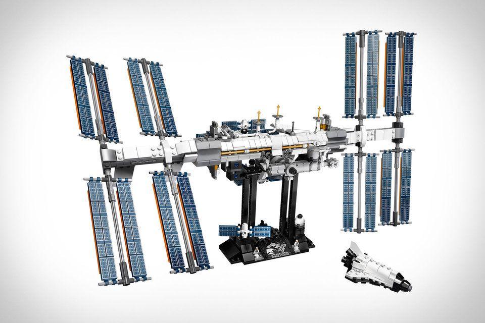 Lego International Space Station Building Set
