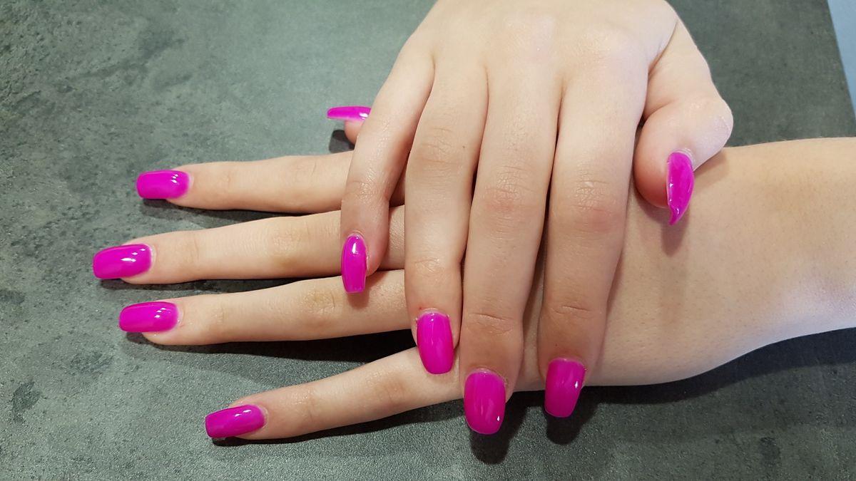 Perfect pink nails 💅 | Pink nails, Nails, Perfect pink