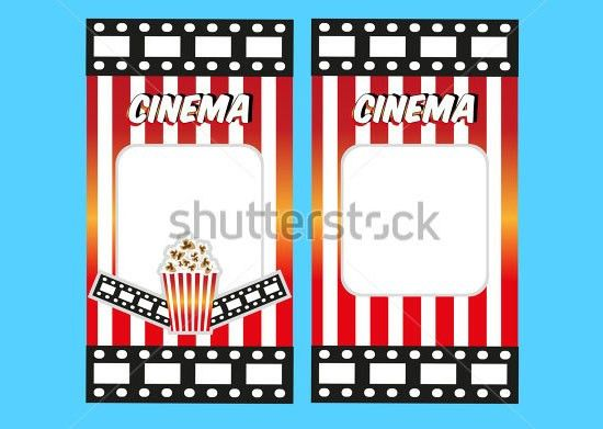 Ticket Sample Template Ticket Template 23 Download Documents In - movie ticket template