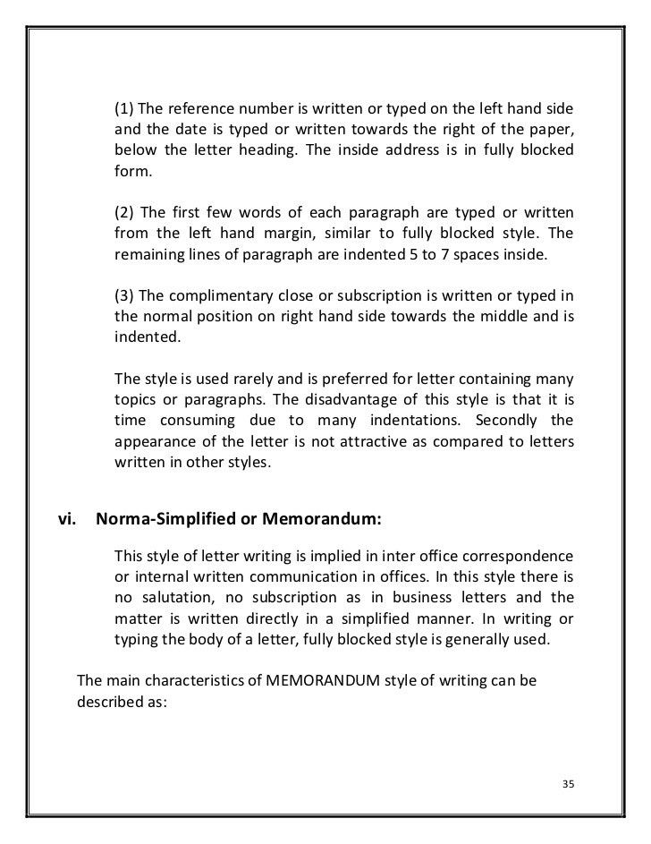 Inter Office Communication Letter interoffice memo template - 13