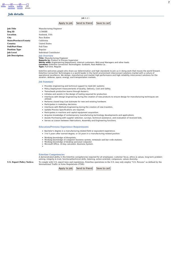 manufacturing engineering job description download production field engineer job description - Manufacturing Engineering Job Description