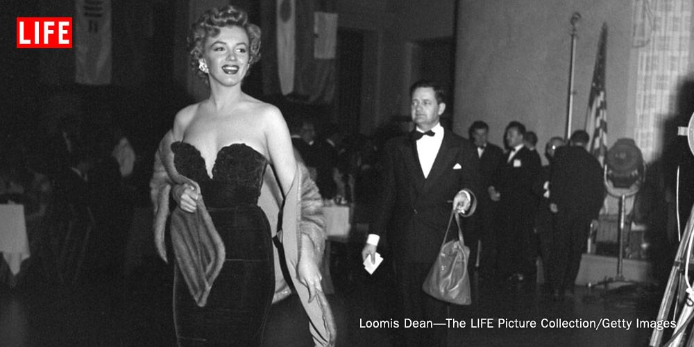 Marilyn Monroe: Rare Photos of an Up-and-Coming Star, 1952
