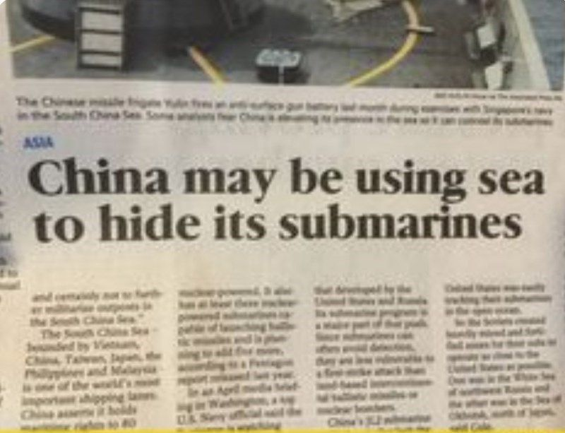 There's nothing quite like a newspaper staking its entire reputation on a completely stupid headline. God it feels good. #funny #fail #images #headlines #newspaper