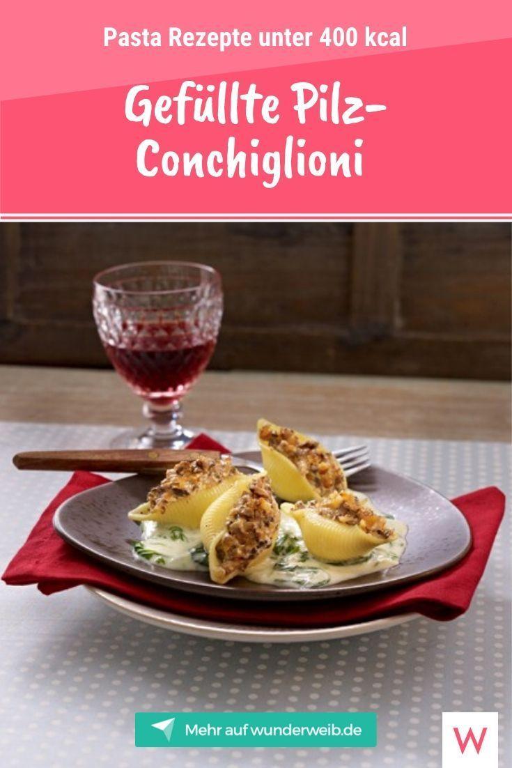 19 kalorienarme Pasta Rezepte unter 400 kcal | Wunderweib