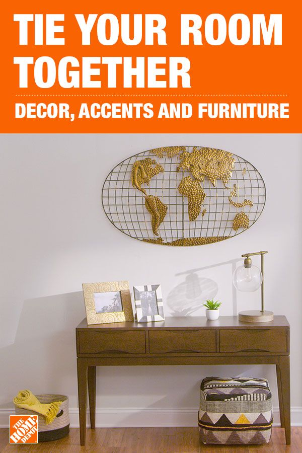 Complete your home with decor from homedepot.com