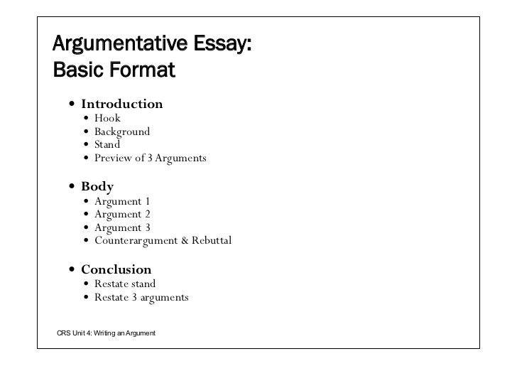 example of argumentative essay example of argumentative  essay college argument essay topics easy argumentative essay