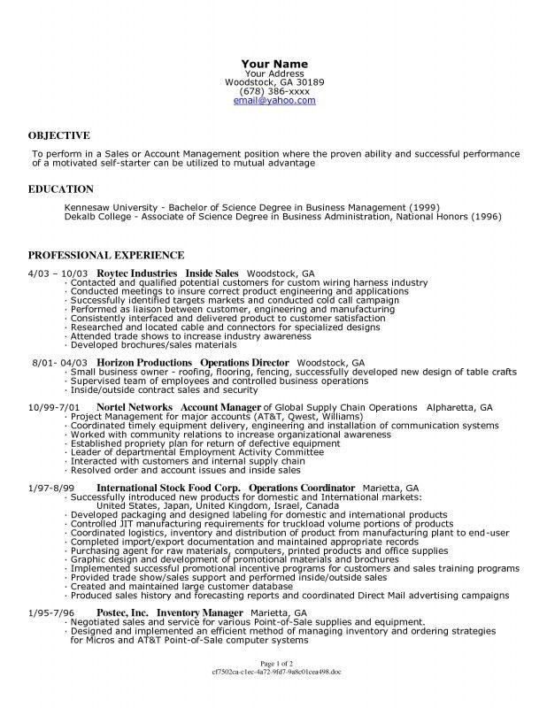 Small Business Manager Job Description Sample Business Manager Sample  Business Manager Job Description   It Business