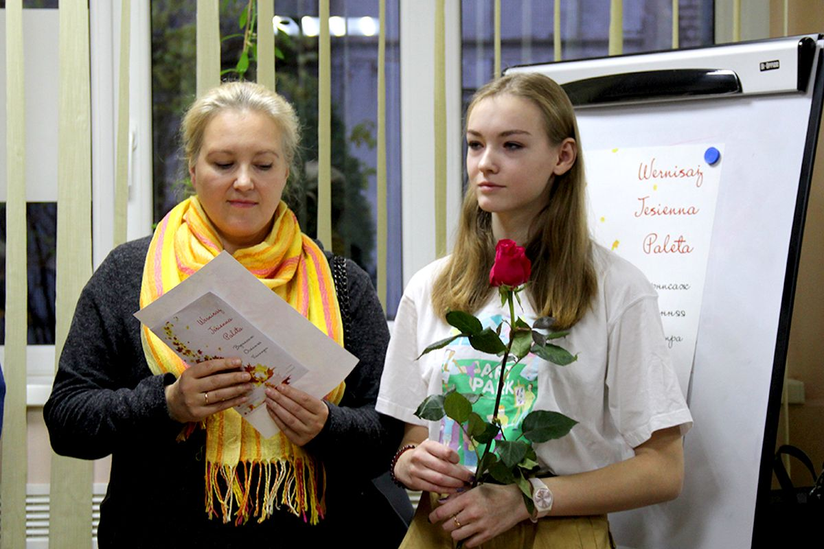 Ирина Иванова и Мария Артемова. Фото Жени Шведы
