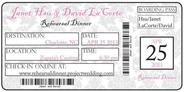 Concert Ticket Invitations Template Any Bees That Made Concert - printable ticket invitations