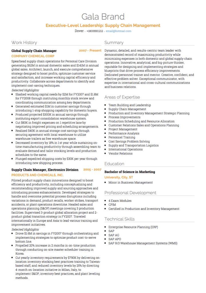 Transportation Resume Examples Unforgettable Assistant Manager - logistics coordinator job description