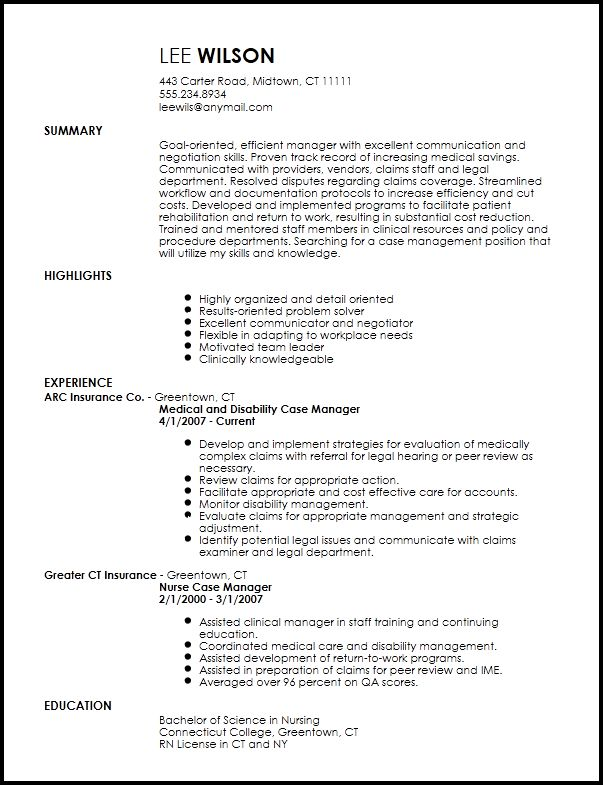 claims manager resume professional claims manager templates to - Claims Manager Resume