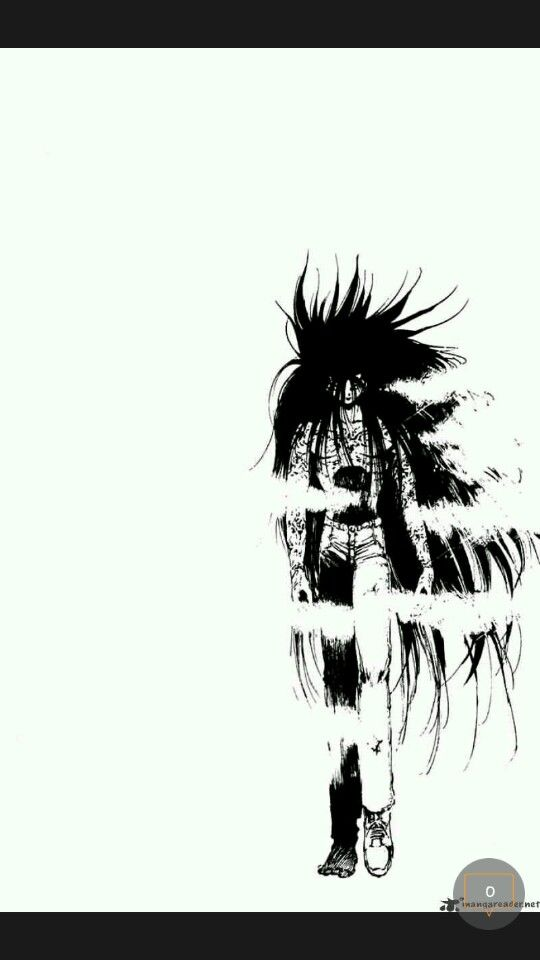 Yusuke Urameshi demon form | Anime/Manga | Pinterest | Yuyu ...