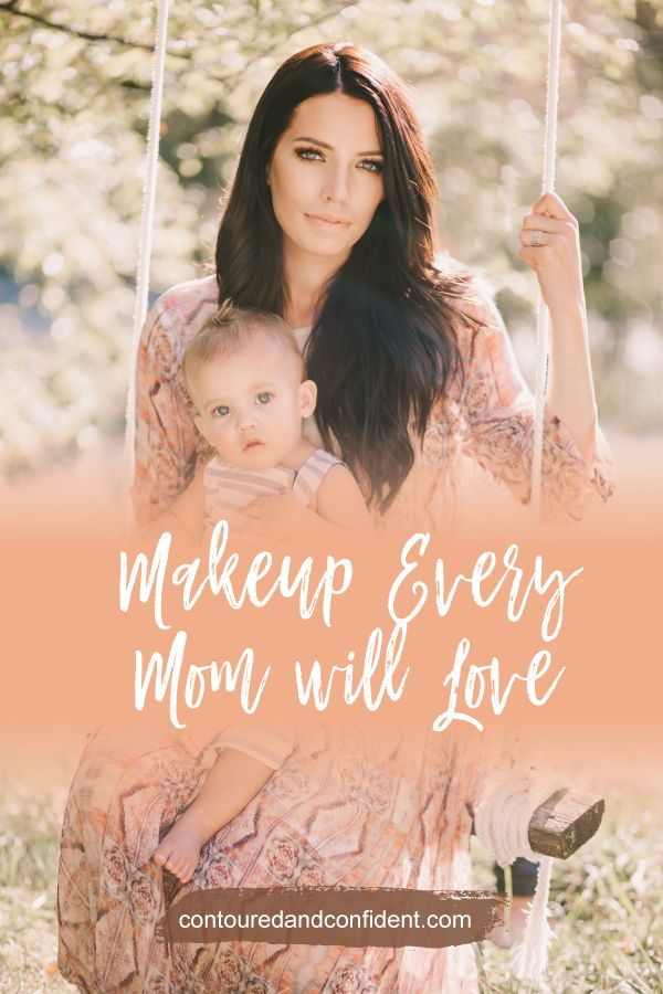 Makeup every mom will love!
