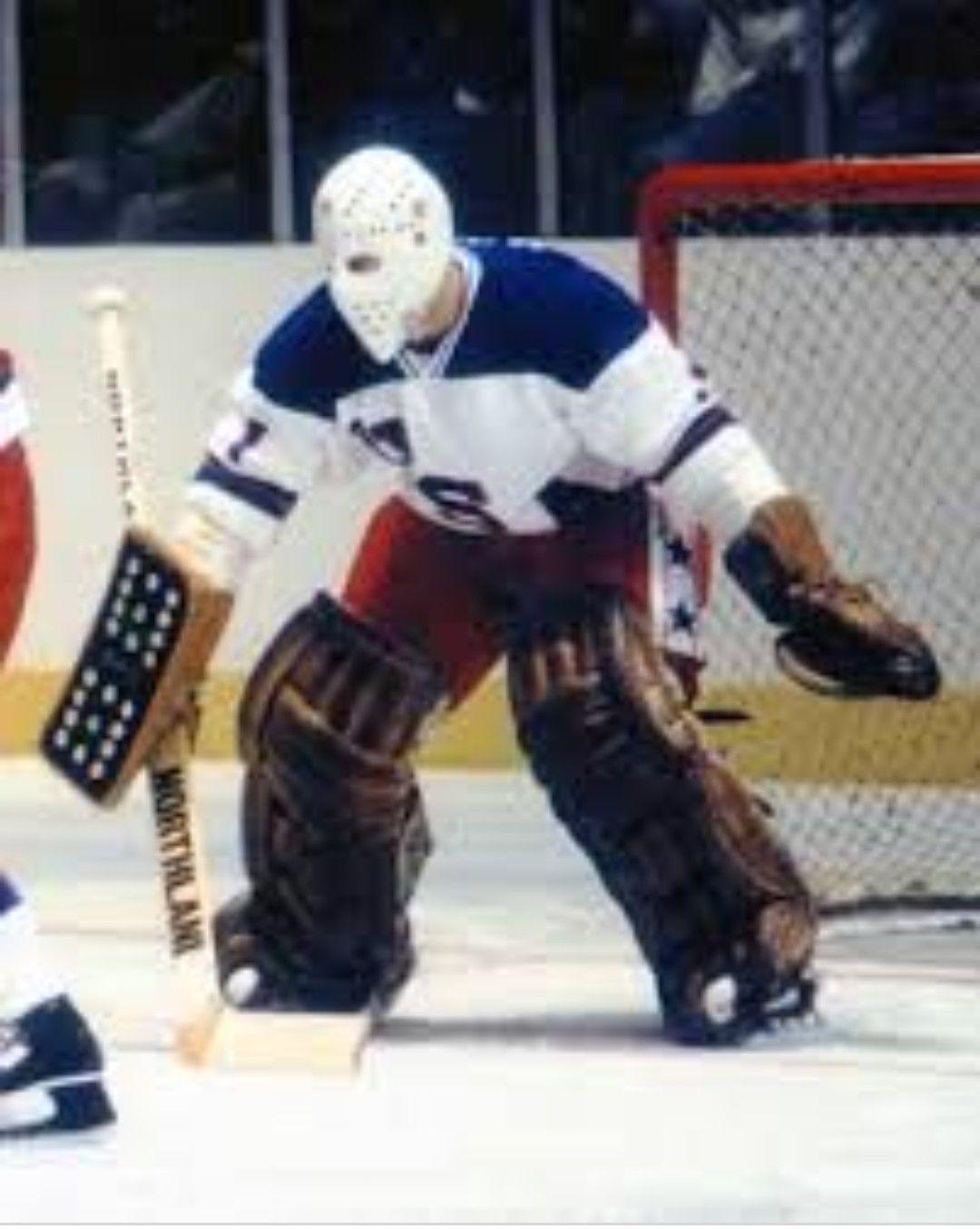 Steve Janaszak backup goalie Goalie, Hockey goalie