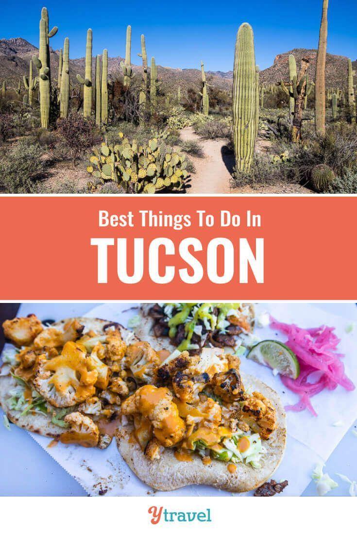 36 Hour Itinerary for Tucson, Arizona