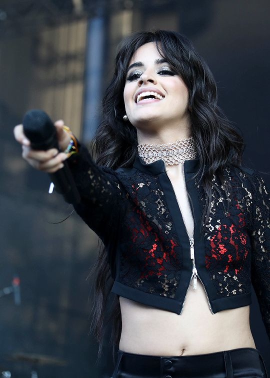 Camila performing at the 2017 Billboard Hot 100 Festival – 8/20/17