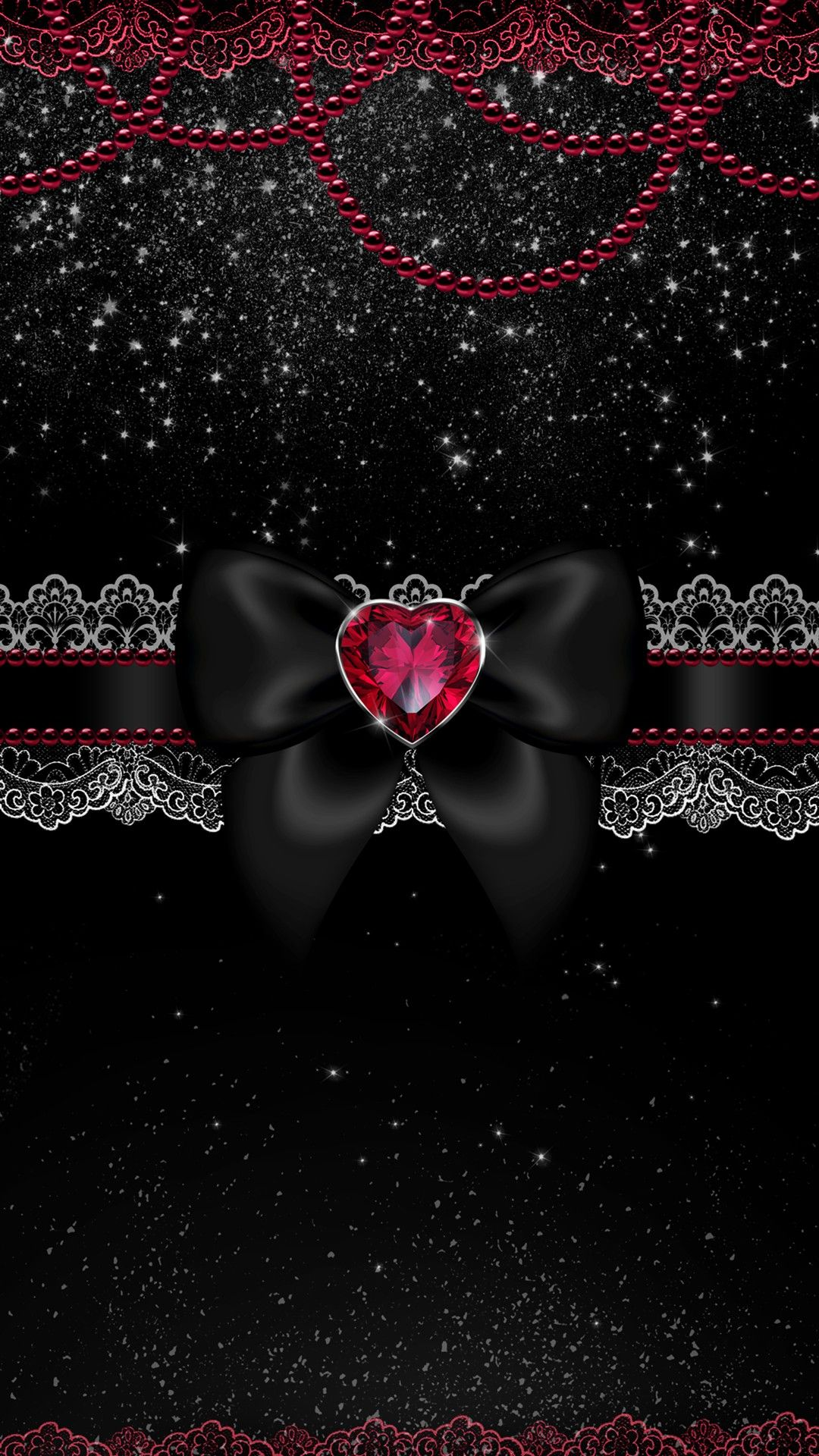 Valentines wallpaper image by Tania Yankova on Iphone