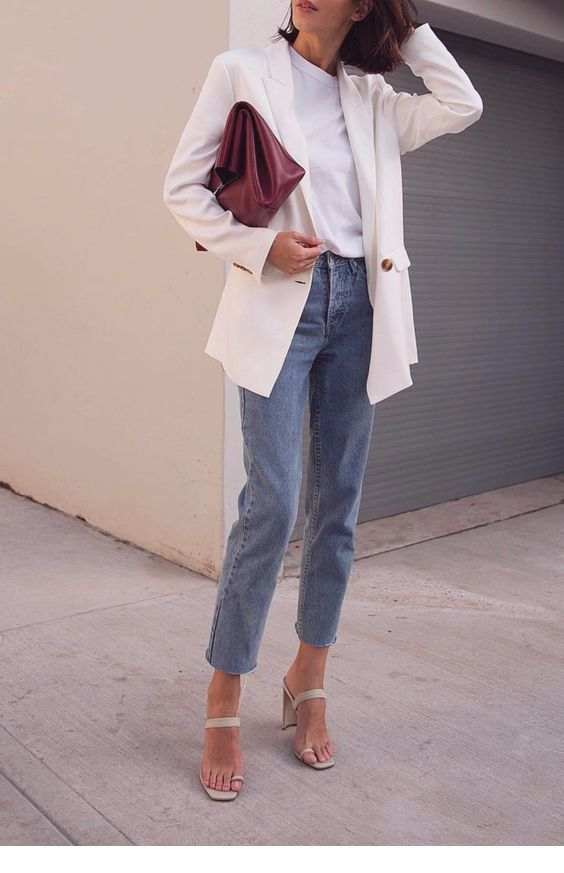 Effortless work outfit