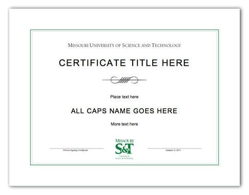 Microsoft Word Award Template Certificates Officecom, Award - blank certificates of completion