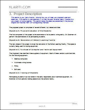 Superior ... Project Proposal Template Word Project Proposal Template   Budget Proposal  Template Word ... Gallery