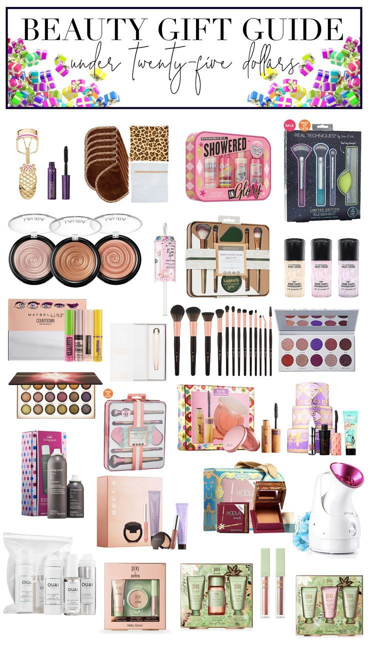 The Ultimate Under $25 Beauty Gift Guide!
