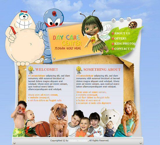 Babysitter Flyer Template Babysitting Flyers And Ideas 16 Free - daycare flyer