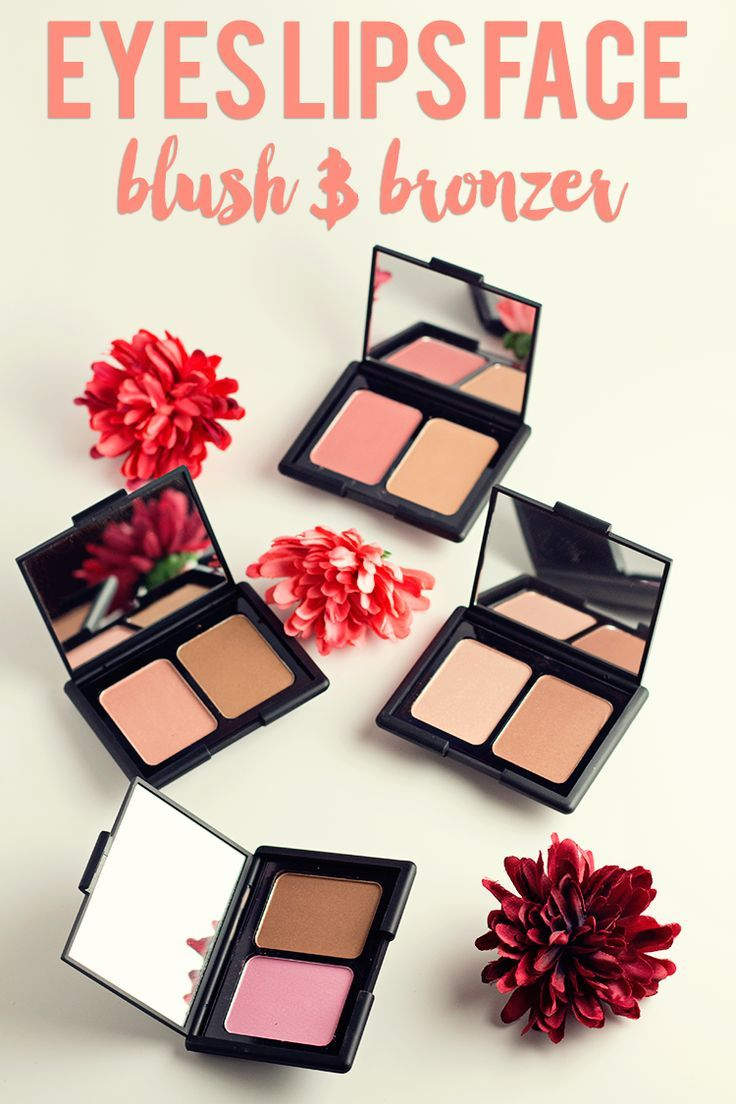 The complete Elf Blush & Bronzer Powder collection! Contouring for every skin tone!