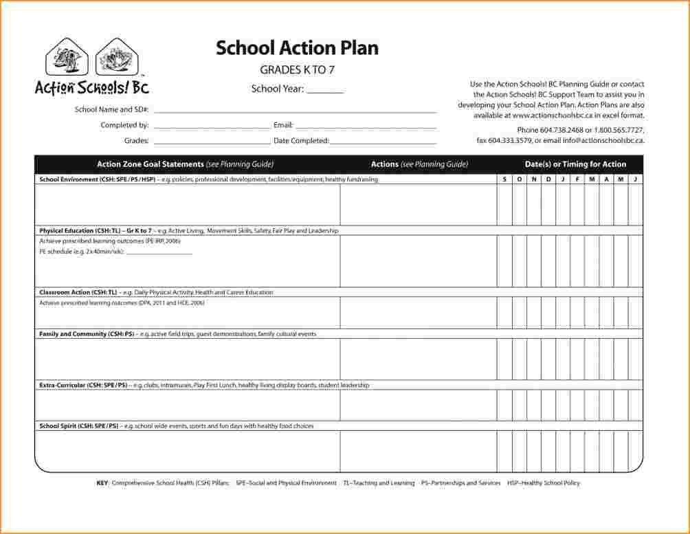 free action plan templates node2004-resume-templatepaasprovider