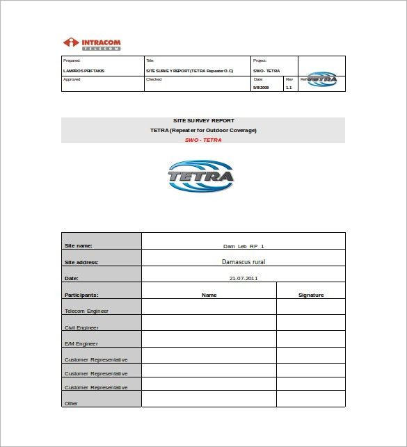 Survey Report Sample 14+ church survey templates u2013 free - survey template in word