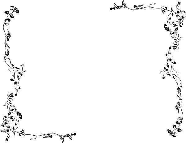 microsoft border template