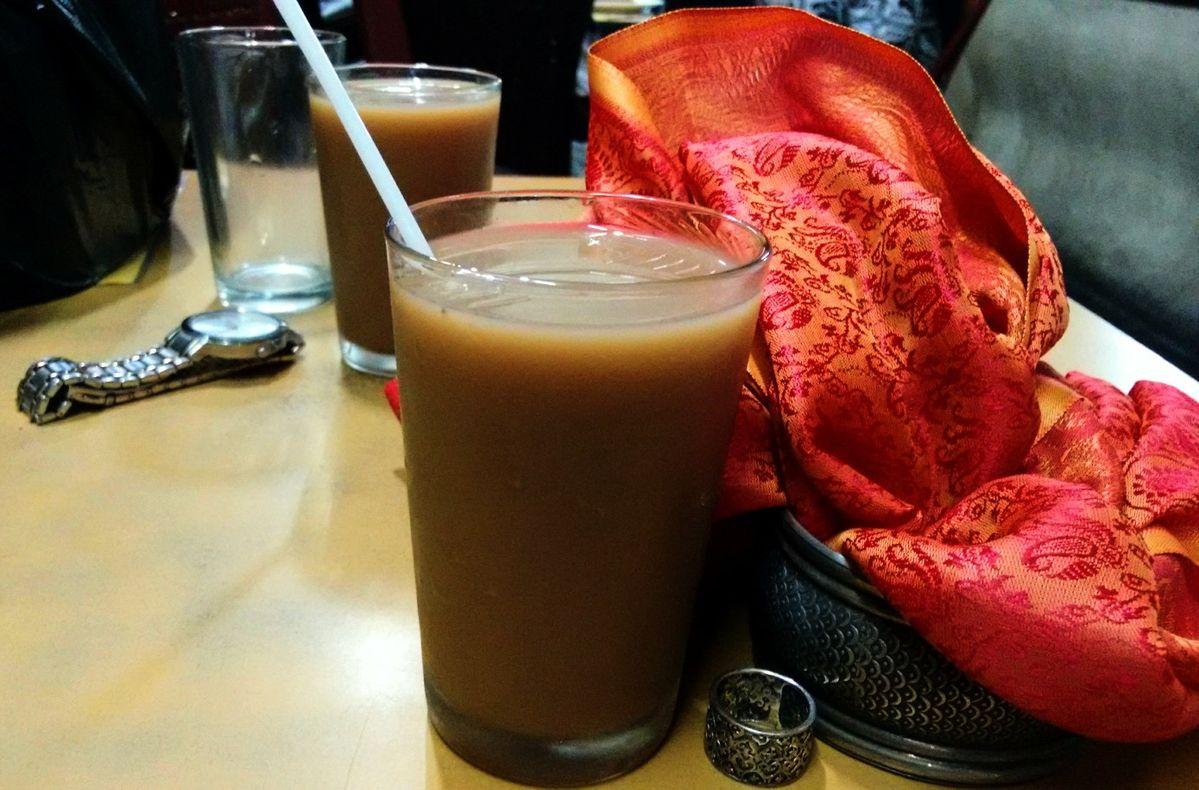 Coffee House, College Street Coffee house, Glass of milk