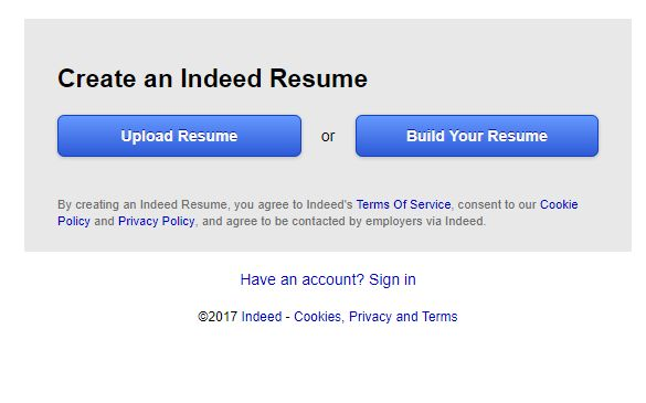post resume to indeed post resumes on indeed indeed jobs resume
