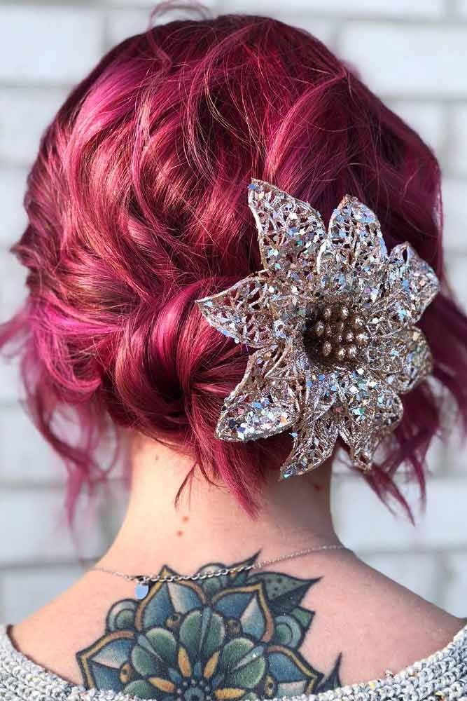 "Updo Hairstyle With Side Flower Accessory <a class=""pintag"" href=""/explore/hairaccessory/"" title=""#hairaccessory explore Pinterest"">#hairaccessory</a> <a class=""pintag"" href=""/explore/updo/"" title=""#updo explore Pinterest"">#updo</a> ★ How about you to check out some iconic, cute short hairstyles to impress your men with a new image this Valentine's day? Sexy shoulder length lobs with bangs, creative updos and half up ideas, braids, and a lot of easy and popular 'dos for women are here! ★ See more: <a href=""https://glaminati.com/cute-short-hairstyles-valentines-day/"" rel=""nofollow"" target=""_blank"">glaminati.com/…</a> <a class=""pintag"" href=""/explore/valentinesday/"" title=""#valentinesday explore Pinterest"">#valentinesday</a> <a class=""pintag"" href=""/explore/valentinesdayhair/"" title=""#valentinesdayhair explore Pinterest"">#valentinesdayhair</a> <a class=""pintag"" href=""/explore/hairstyles/"" title=""#hairstyles explore Pinterest"">#hairstyles</a> <a class=""pintag"" href=""/explore/glaminati/"" title=""#glaminati explore Pinterest"">#glaminati</a> <a class=""pintag"" href=""/explore/lifestyle/"" title=""#lifestyle explore Pinterest"">#lifestyle</a><p><a href=""http://www.homeinteriordesign.org/2018/02/short-guide-to-interior-decoration.html"">Short guide to interior decoration</a></p>"