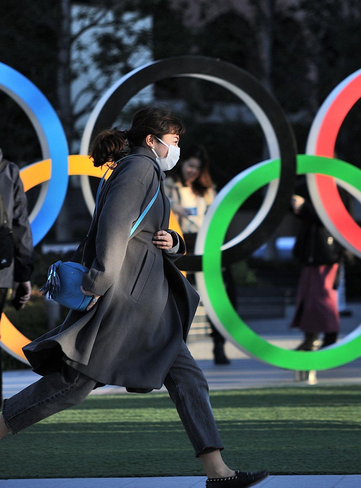 Coronavirus Is Already Interfering With The 2020 Olympics