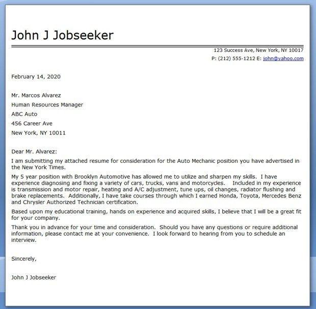 automotive account manager cover letter | node2001-cvresume ...