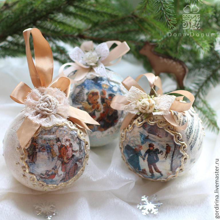 1000+ Images About Decoupage Christmas On Pinterest