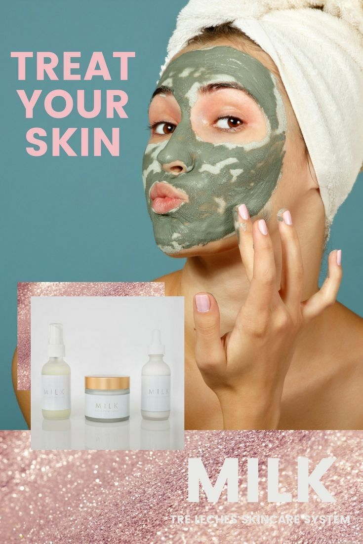 This Mother's Day give your mom treat your mom to amazing skin care! This is the best gift for moms! Treat your skin to the best skin care out there! MILK @Makscara MILK