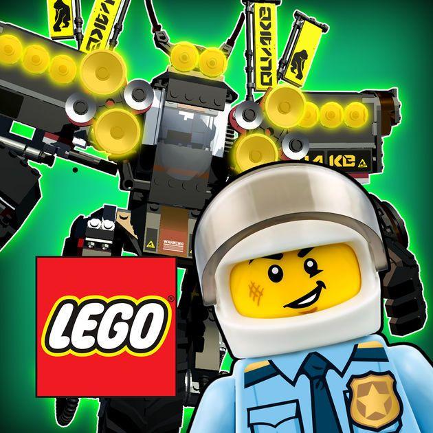 Lego AR Studio  Play with digital versions of LEGO in AR