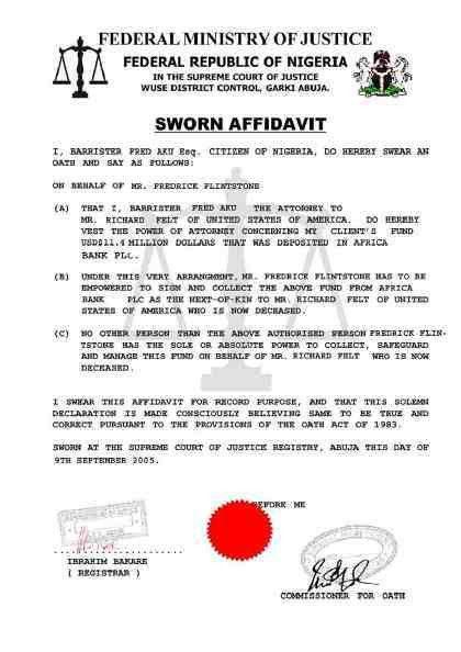 ... How To Write An Affidavit Uk Form Create Free General Affidavit   How  To Write An ... Inside How To Write An Affidavit Uk