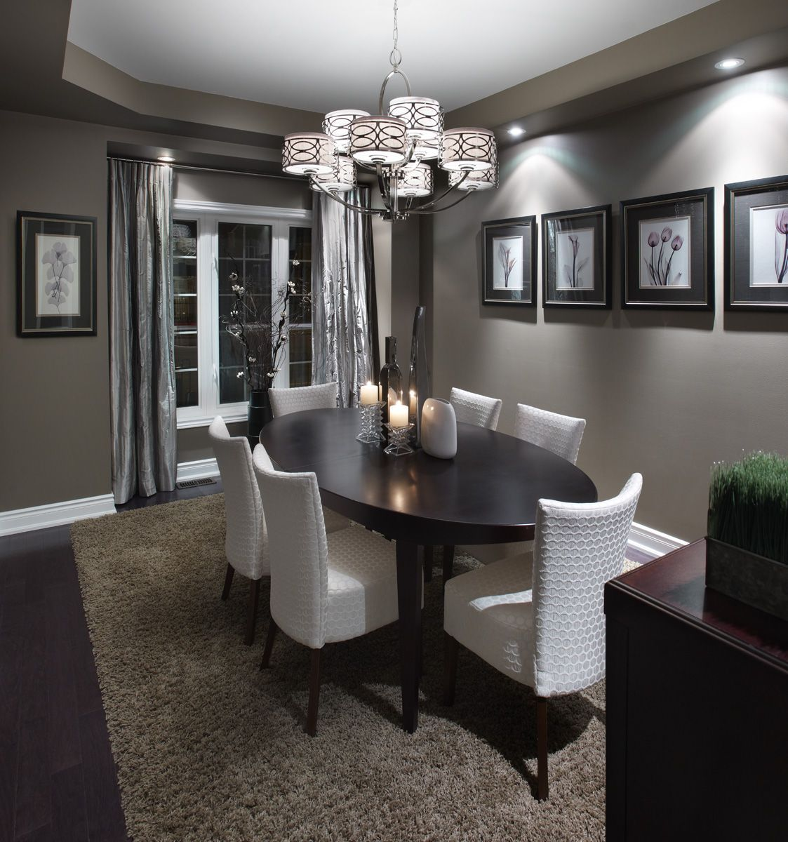 1000 ideas about dining room centerpiece on pinterest rustic recessed lighting dining room - Dining room recessed lighting ideas ...