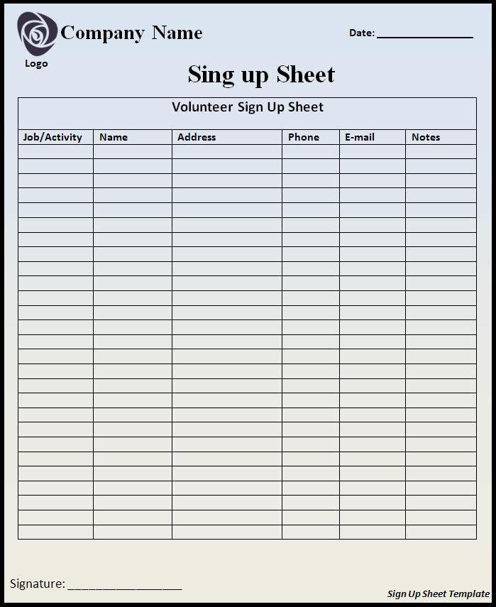 excel job sheet template – Free Job Sheet Template Download