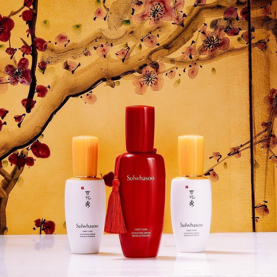 Sulwhasoo First Care Activating Serum Lunar New Year Limited Edition