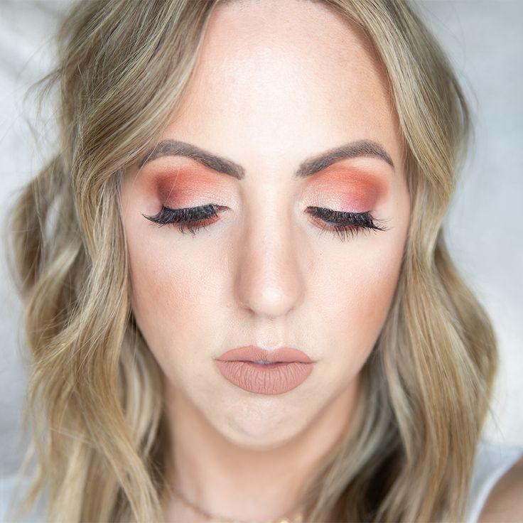 Sunset eyeshadow tutorial – GORGEOUS! #beauty #beautytutorial #makeup #makeuptutorial #beautytips #makeupblogger #beautyblogger #eyeshadow #eyeshadowtutorial #eye