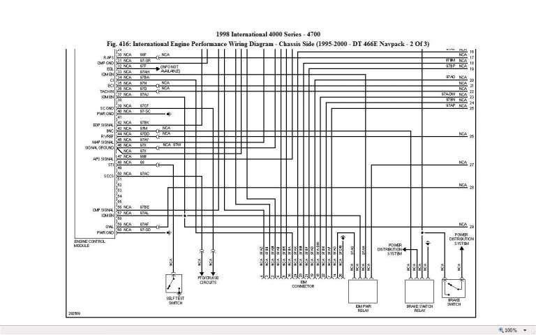 Dale Hyles Ddhyles Profile, International 4700 Wiring Diagram