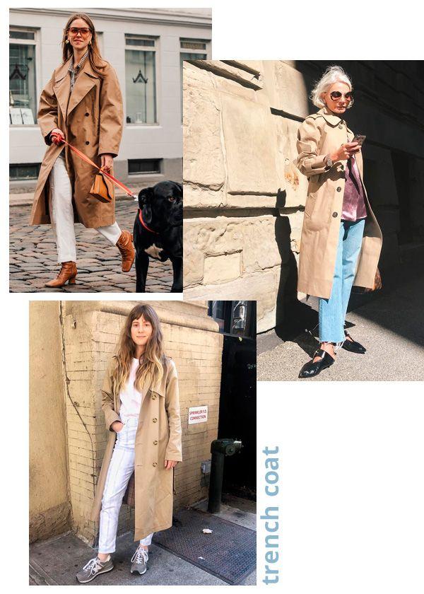 it-girl - trench-coat - trench-coat - verão - street-style