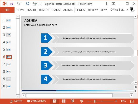 cool agenda templates | resume-template.paasprovider.com