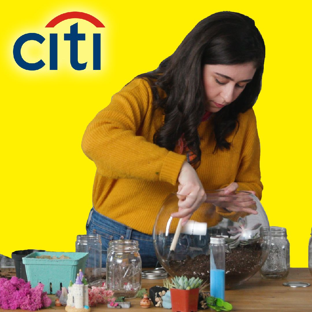 Ashley's Excited To Own A Citi Rewards+ Card // Presented by BuzzFeed. Sponsored by Citi
