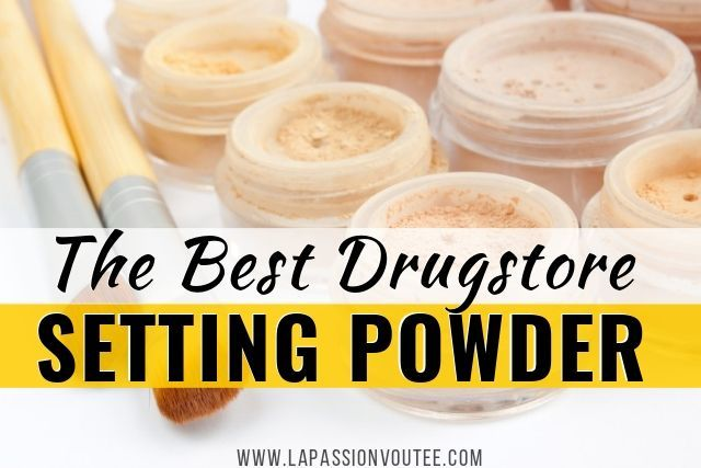 Looking for the best drugstore powder for oily skin? This ultimate list of shine control setting powders features the best-rated drugstore beauty products that grease and shine in its track. And at a starting price of just $4, these budget-friendly skincare products won't set you back financially. You get no flashback with these translucent powders. All about the best beauty dupes, powder for baking like Laura Mercier and Urban Decay that are great for oily skin. #makeup #beauty #dupes