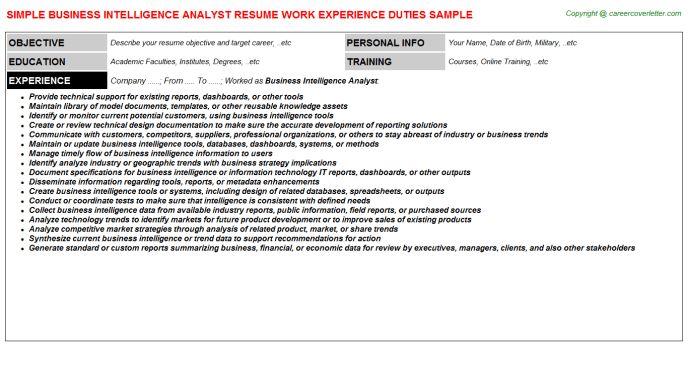 Fbi Analyst Sample Resume Fbi Analyst Sample Resume Fbi Analyst