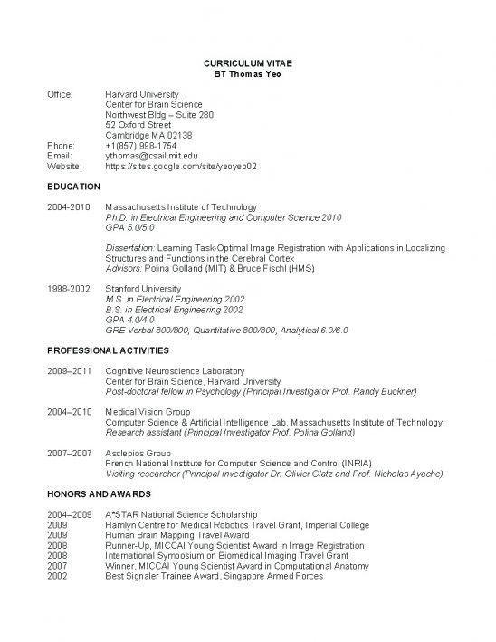 grant researcher sample resume cvresumeunicloudpl - Research Scientist Cv